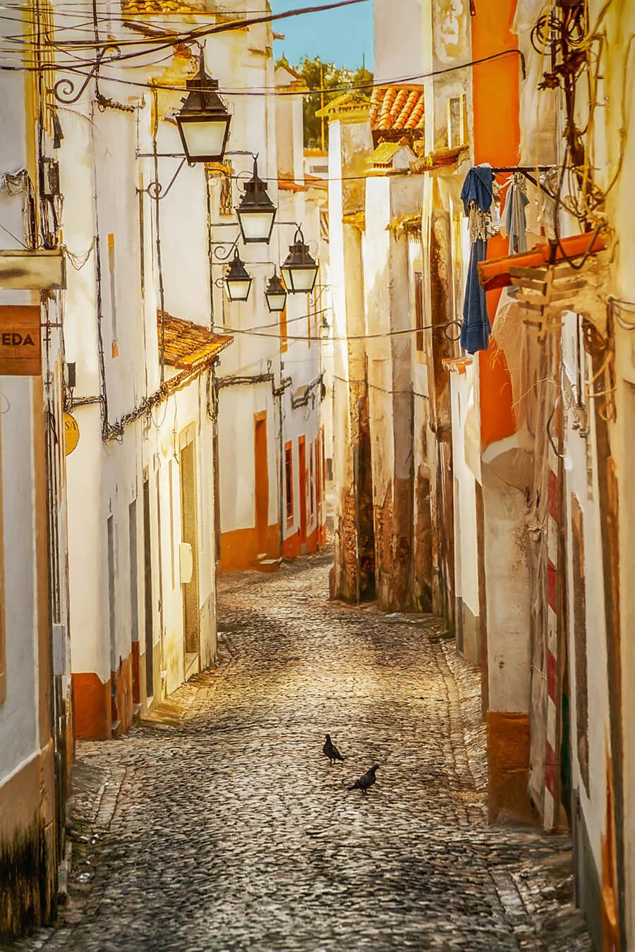 A Street in Évora