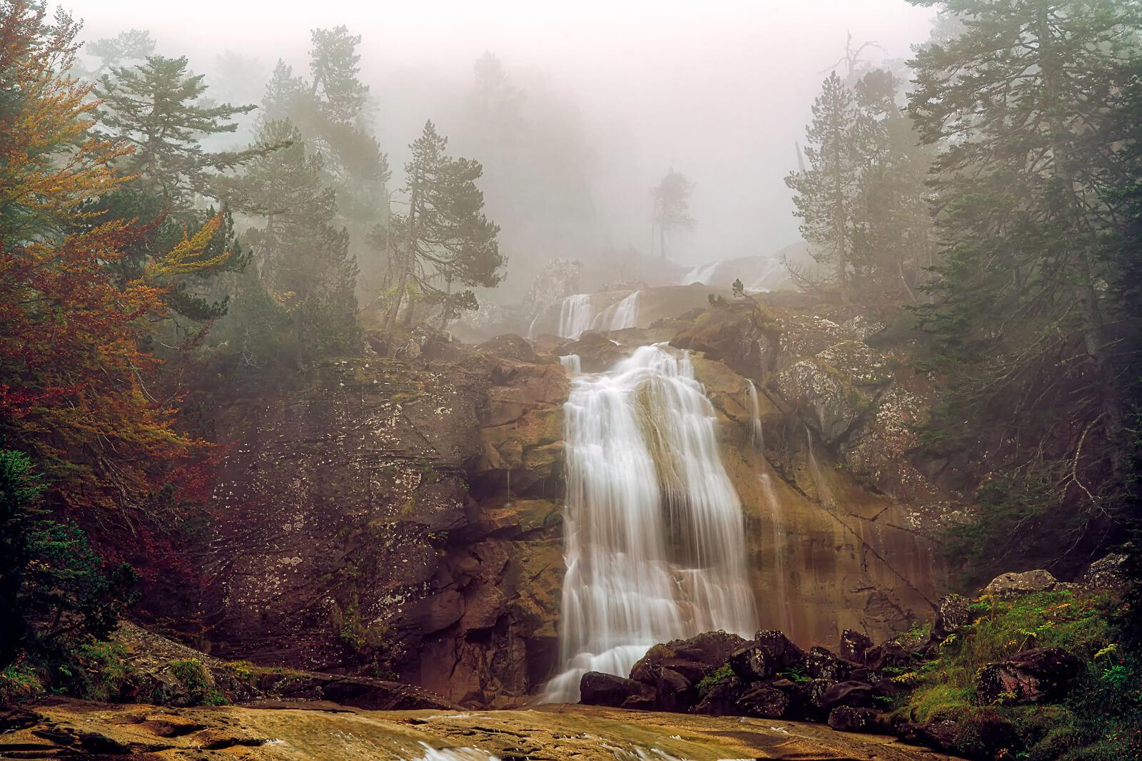 Cascade of Cauterets
